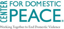 Center for Domestic Peace Logo
