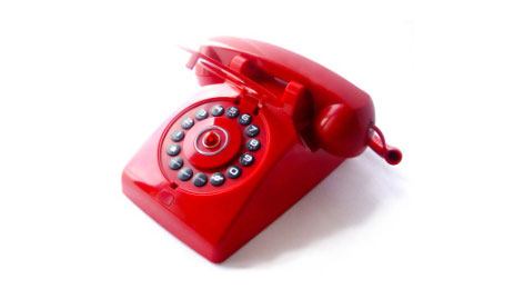 red phone get help now