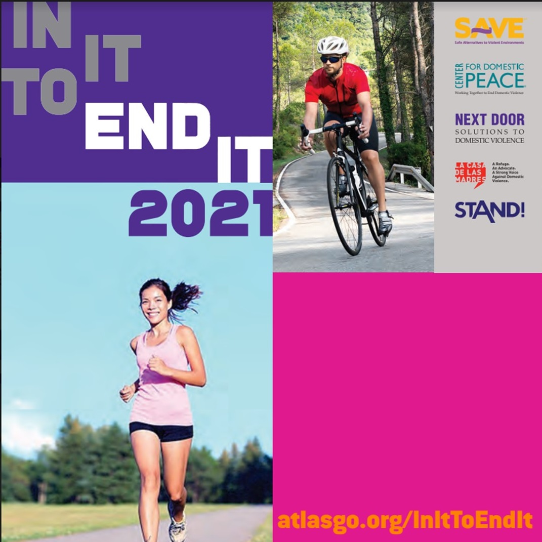 In It to End It: Virtual Wellness Campaign July 2021
